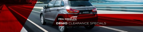 Special Demo Clearance
